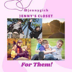 For them!!! Jenny's Closet @jennygich